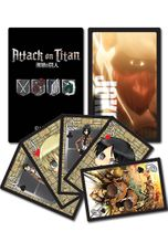 Attack On Titan - Playing Cards Pre-Order
