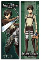 Attack On Titan S2 - Eren Body Pillow Pre-Order