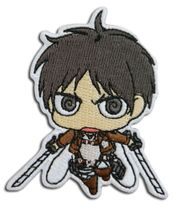 Attack On Titan S2 - Eren Sd Patch Pre-Order