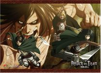 Attack On Titan S2 - Group 01 High-End Wall Scroll Pre-Order