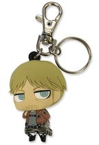 Attack On Titan S2 - Sd Mike Pvc Keychain Pre-Order