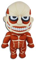 "Attack On Titan S2 - Titan Plush 10"" Pre-Order"