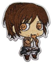 Attack On Titan - Sasha Sd Patch Pre-Order