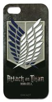 Attack On Titan - Scout Regiment Iphone 5 Case Pre-Order