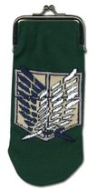 Attack On Titan - Scout Regiment - Knitted Coin Purse Pre-Order
