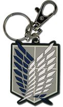 Attack On Titan - Scout Regiment Pvc Keychain RETIRED