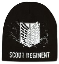 Attack On Titan - Scout Regiment Unfold Beanie Pre-Order