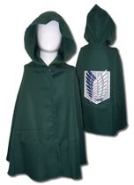 Attack On Titan - Scouting Legion Hooded Cloak Pre-Order