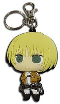 Attack On Titan - Sd Armin Dedicate Stance Pvc Keychain Pre-Order