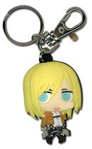 Attack On Titan - Sd Christa Pvc Keychain RETIRED