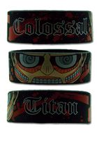 Attack On Titan Sd Colossal Titan Pvc Wristband IN STOCK