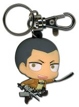 Attack On Titan - Sd Conner Pvc Keychain Pre-Order