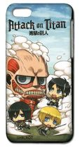 Attack On Titan - Sd Fight Iphone 5 Case Pre-Order
