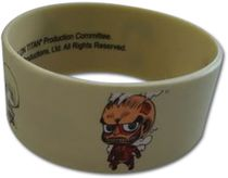 Attack On Titan - Sd Group & Titan Pvc Wristband Pre-Order