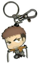 Attack On Titan - Sd Jean Pvc Ketchain Pre-Order