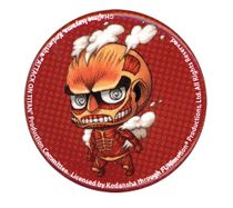 Attack On Titan - Sd Titan Button 1.25'' Pre-Order