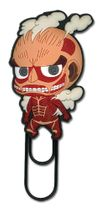Attack On Titan - Sd Titan Pc Paper Clip Pre-Order