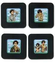 Attack On Titan - Set 8 Coaster Pre-Order
