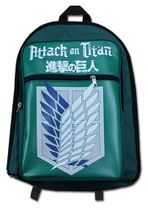 Attack On Titan - Sout Squad Backpack Pre-Order