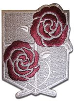 Attack On Titan Stationary Guard Patch Pre-Order