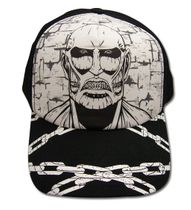 Attack On Titan - Titan Cap Pre-Order