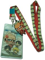 Attack On Titan - Titan Lanyard Pre-Order