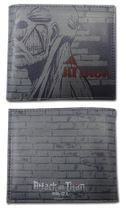 Attack On Titan - Titan's Weakiness Wallet Pre-Order