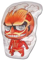 Attack On Titan - Titan Sd Plush Pillow 13'' Pre-Order