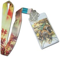 "Attack On Titan - ""To Battle"" Lanyard Pre-Order"