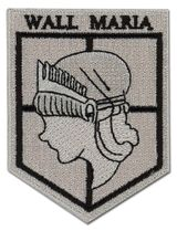 Attack On Titan - Wall Maria Patch Pre-Order
