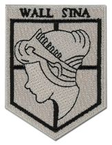 Attack On Titan - Wall Sina Patch Pre-Order