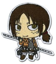 Attack On Titan - Ymir Sd Patch Pre-Order