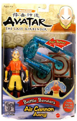 Air Cannon Aang