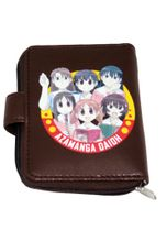 Azumanga Daioh Group Keychain Wallet RETIRED