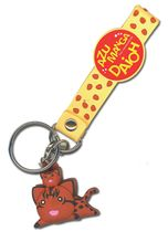 Azumanga Daioh Wild Kitty Pvc Keychain RETIRED