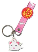 Azumanga Kitty Pvc Keychain RETIRED