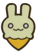 Bakemonogatari Backpack Doll Patch RETIRED