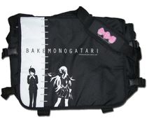 Bakemonogatari Hitagi & Araragi Messenger Bag RETIRED