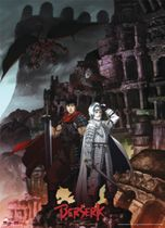 Berserk Band Of The Hawk Wallscroll Pre-Order