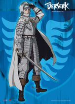 Berserk - Griffith Fabric Poster Pre-Order