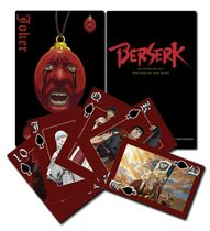 Berserk Playing Cards IN STOCK