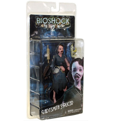 Lady Smith Splicer Action Figure