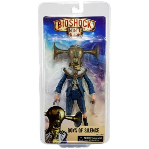 Boys of Silence [Series 1 Action Figure]