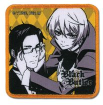Black Butler 2 - Aloise & Claude Patch Pre-Order