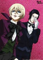 Black Butler 2 - Claude And Alois Sche,Ming Pre-Order