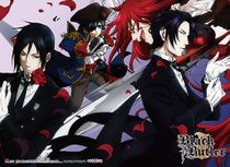 Black Butler 2 - Group 3 Special Edition Wall Scroll Pre-Order