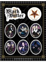 Black Butler 2 Group Stickers Pre-Order