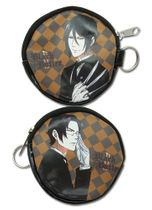 Black Butler 2 Sebastian And Claude Coin Purse Pre-Order