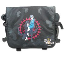 Black Butler 2 - Sebastian & Ciel Messenger Bag RETIRED
