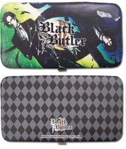 Black Butler 2 Sebastian & Claude Hinge Wallet RETIRED